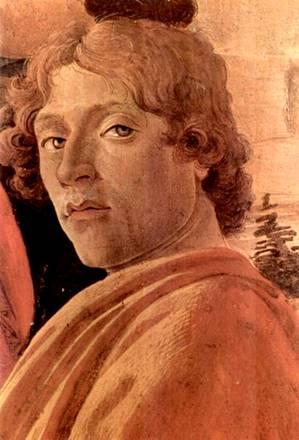 портрет боттичелли