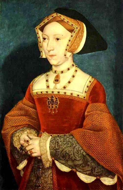 Джейн Сеймур, королева английская