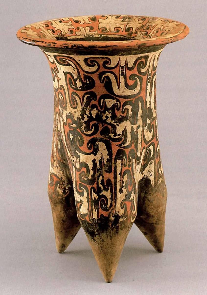 Расписная керамика культура