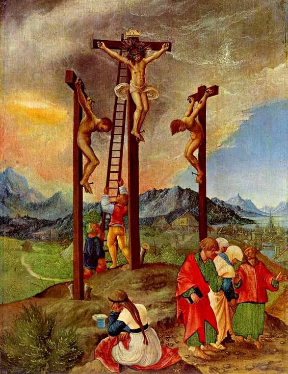 Картины немецких художников 15 16 веков