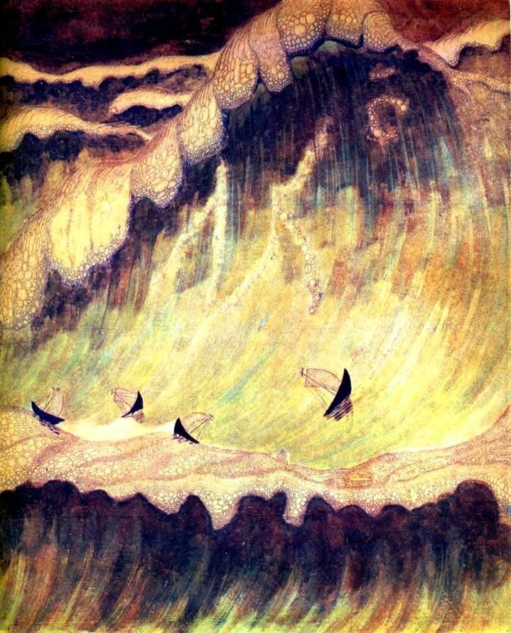 Чюрленис Соната моря