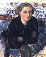 Портрет дочери Кати