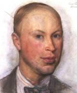 Портрет композитора Прокофьева