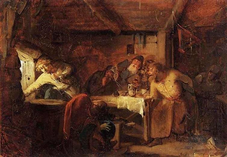 Художник мясоедов и его картины