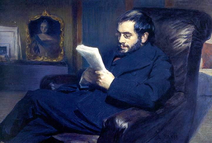 Портрет Александра Бенуа