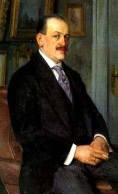 портрет Богданова-Бельского