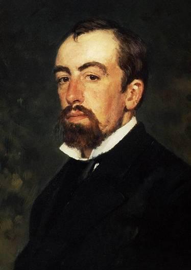 Портрет Поленова