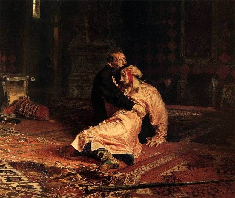 Under Attack of Ivan The Terrible