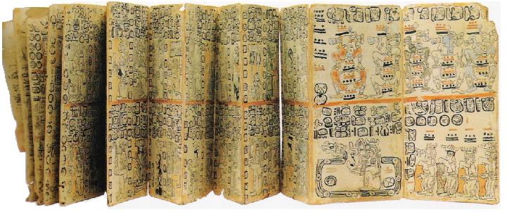 летопись майя