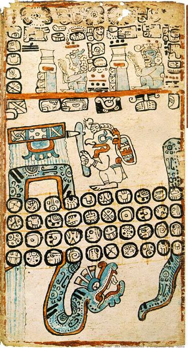 мадридский кодекс