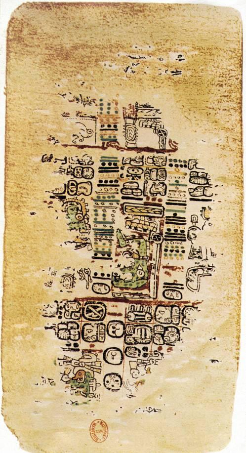 кодексы майя