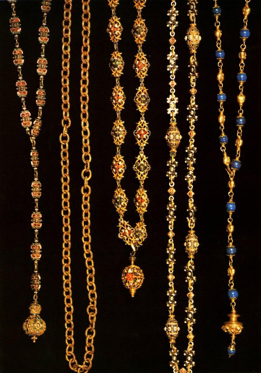 Цепочки | 20 | Описание цепочки из золота
