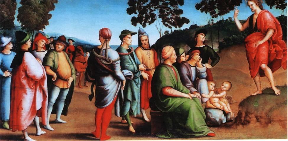 a life and work of raffaello santi