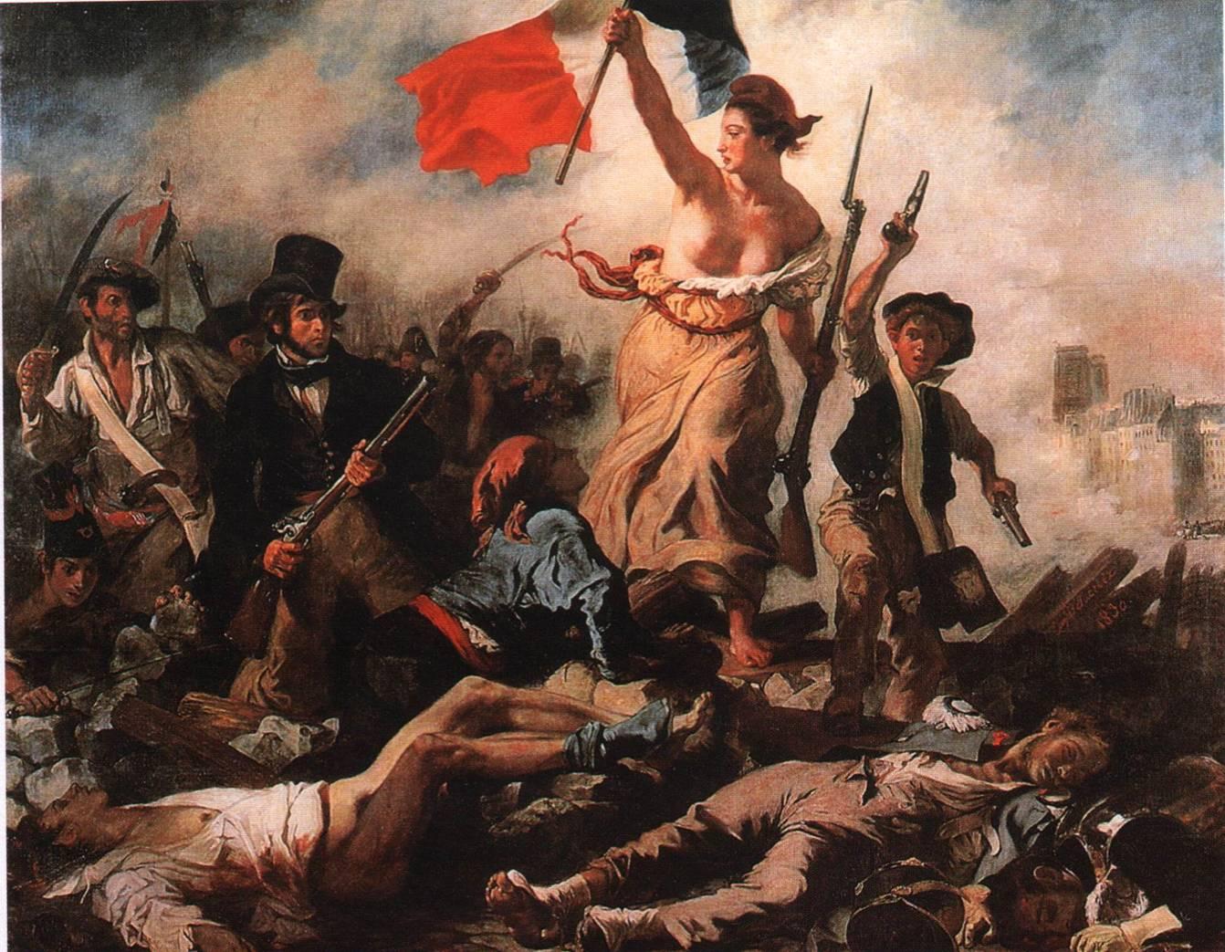 Новое платье и революционная ситуация