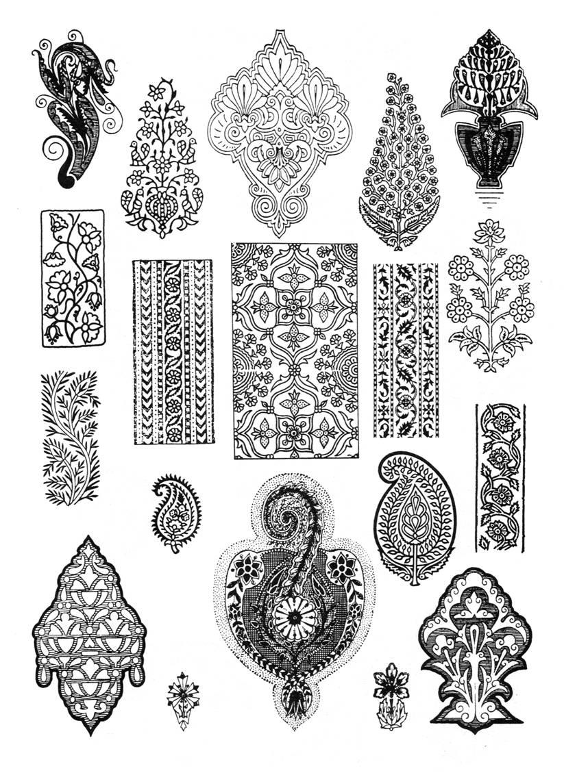 картинки узоры орнаменты