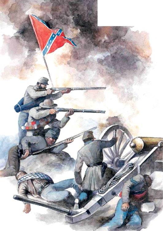Гражданская война в сша фото