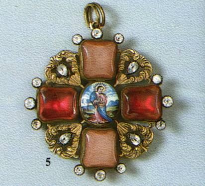 Знаки кресты ордена святой анны