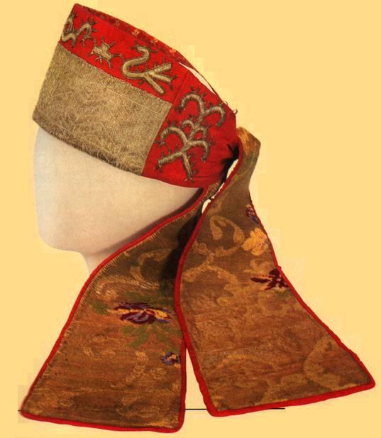 Повязка из Сольвычегодского уезда